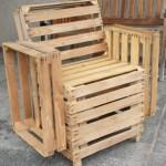 Stuhl für draußen